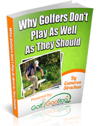 why golfers dont play as well as they should